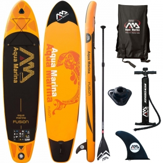 Paddle board Orange 2018