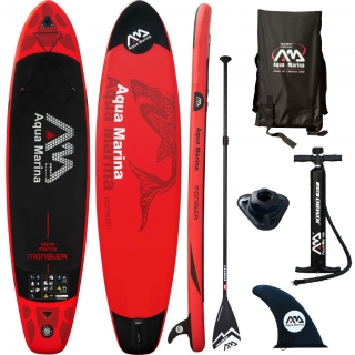 Paddle board Red 2018