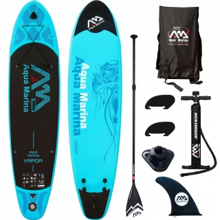 Paddle board Blue 2018